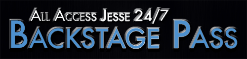 All Access Jesse 24/7 Backstage Page